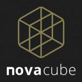 novacube logo_black background